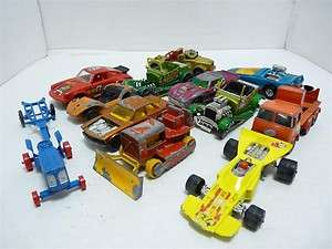 Matchbox Speed Kings Lesney Lot of 12 Diecast Model Car Truck