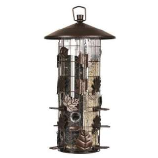 Pet Squirrel Be Gone Triple Tube Bird Feeder 337
