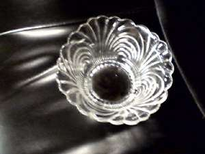 CAPRICE BOWL 5 CAMBRIDGE GLASS DEPRESSION ERA