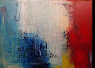 24 ORIGINAL ABSTRACT MODERN ART PAINTING Cen Arte