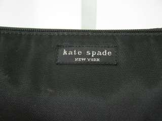 KATE SPADE Black Shoulder Bag Baguette Handbag