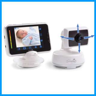 Summer Infant Baby Touch Screen Video Baby Monitor