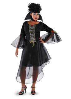 Plus Size Twilight Countess  Cheap Gothic/Vampire Halloween Costume