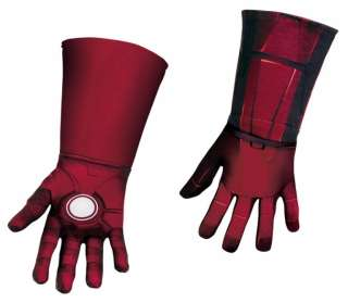 Deluxe Iron Man Gloves   TV & Movie Costumes