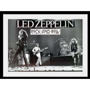 Led Zeppelin Robert Plant poster new large rock approx 34 x 24 inch
