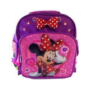 Disneys Minnie Mouse Mini Backpack   Minnie Mouse School