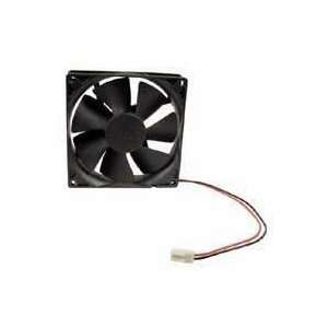 AT Power Supply Sleeve Bearing Fan   FAN 3020 (Black) Electronics