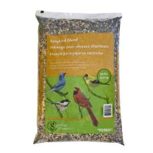Treasures 20 Lbs. Songbird Bird Seed 96411 Patio, Lawn & Garden