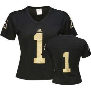 Army Black Knights Womens  No. 1  Replica Football Jersey