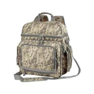 ACU Digital Camo Camouflage Laptop Backpack with Organizer