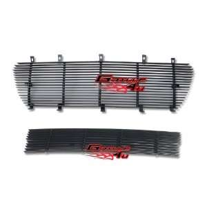 Lincoln Navigator Black Billet Grille Grill Combo Insert Automotive