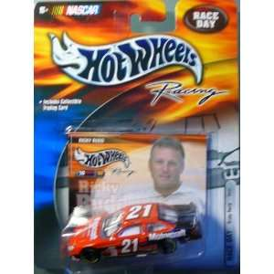 Hot Wheels Racing   Race Day   2000   Ricky Rudd   No. 21 Motorcraft