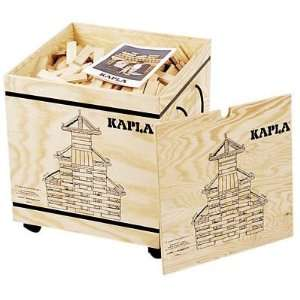 Kapla Wooden Building Blocks Set of 1000 Toys & Games