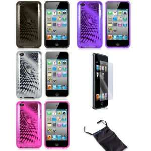 Skin Silicone Tpu Skin Gel Cover Case for Apple Ipod Touch Itouch
