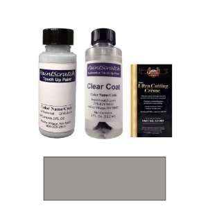 Oz. Moonstone Grey Metallic Paint Bottle Kit for 1998 Mercedes Benz