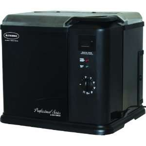 Butterball Professional Series Indoor Electric Turkey Fryer, Black