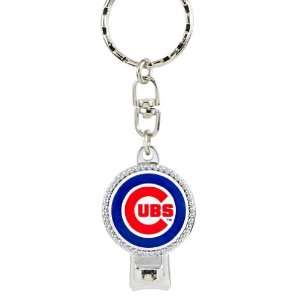 Chicago Cubs   MLB Key Ring with Nail Clippers Sports
