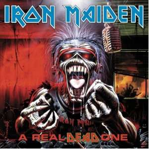 Real Dead One (Vinyl Replica) (Dig) Iron Maiden Music