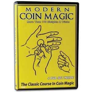 Modern Coin Magic   The Classic Course in Coin Magic Toys & Games