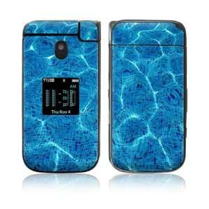 com Water Reflection Decorative Skin Cover Decal Sticker for Samsung