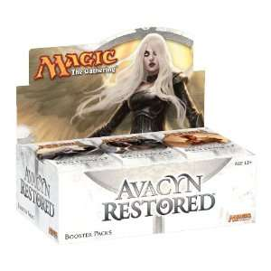 Magic the Gathering   Avacyn Restored (AVR) Sealed Booster Box