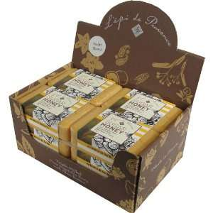 Case of 12 Epi de Provence Sugar Honey 200 gr Shea Butter Soap Beauty
