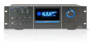 Technical Pro IAB640 Integrated Amplifier 2000 Watts Multicolor LED