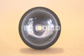 RC 1/8 CAR BUGGY TRUCK TIRES WHEELS RIMS PACKAGE DISH