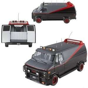 Team Classic Van Hot Wheels Elite 118 Scale Vehicle Vandura Mint in