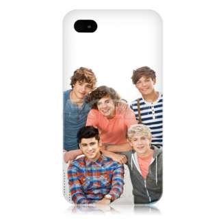 1D BRITISH BOY BAND BACK CASE COVER FOR APPLE IPHONE 4 4S