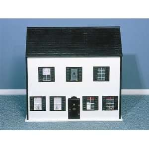 Personalized Black Doll House Toys & Games