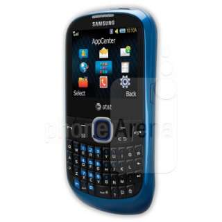 New Samsung SGH A187   Blue (Unlocked) QWERTY GSM Cellular Phone